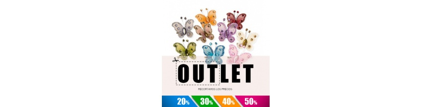 Bodas Outlet Packs Broches, Pendientes y Anillos