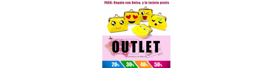 Bodas Outlet Packs Monederos Niña