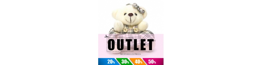 Bodas Outlet Packs Peluches Niña