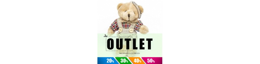 Bodas Outlet Packs Peluches Niño