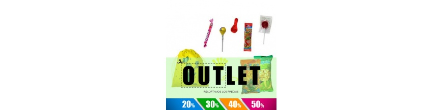 Bodas Outlet Packs Golosinas Niño