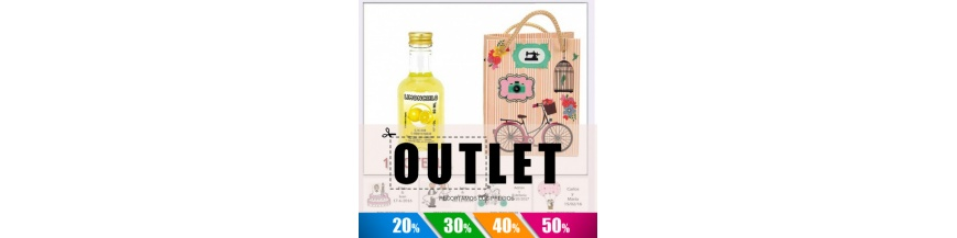 Bodas Outlet Packs Licores Mujer