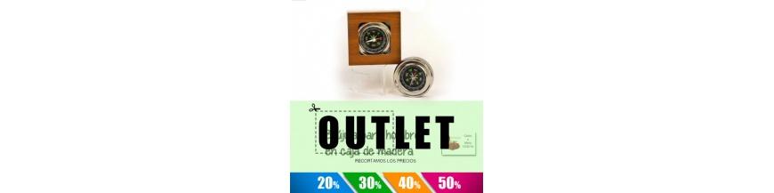 Bodas Outlet Packs Lupas, linternas y brújulas para niño