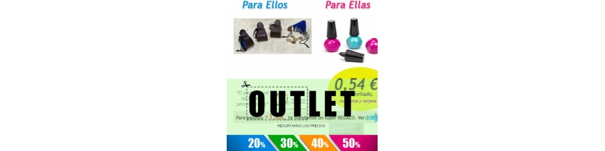 Bodas Outlet Packs Monederos para niño