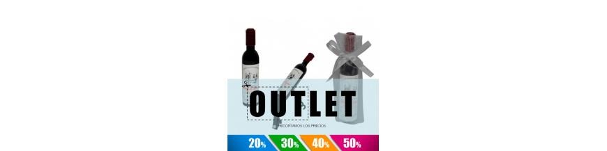 Bodas Outlet Packs Accesorios Vino Niño