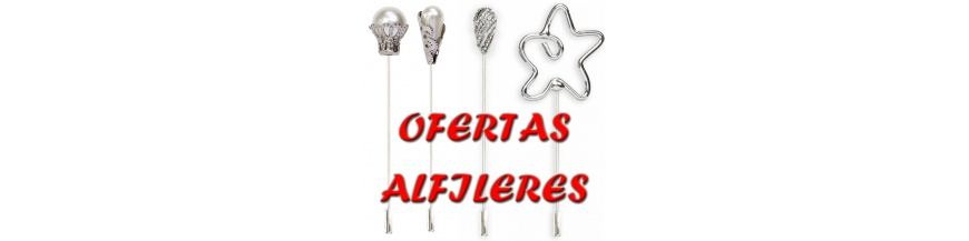 Alfileres de boda en OUTLET