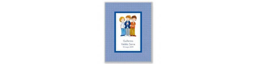 Libro de firmas celebración infantil